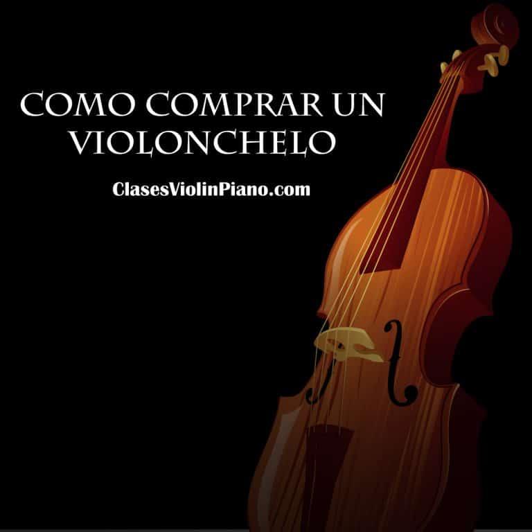 Consejos a la hora de adquirir un Cello