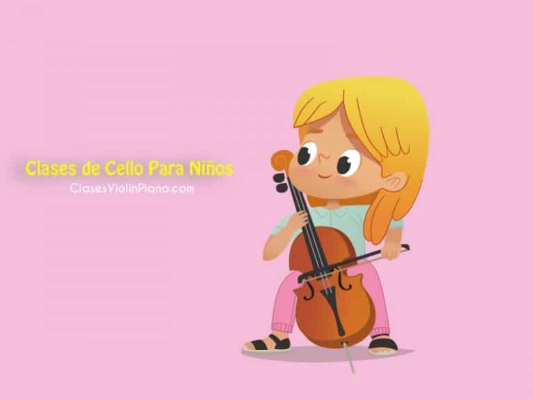 Clases de Cello para niños