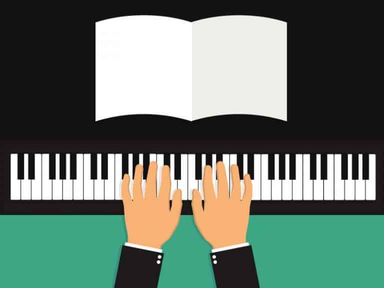 ¿Se puede aprender a tocar piano sólo?