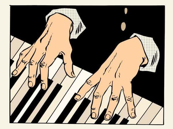 Como mejorar tocando el piano