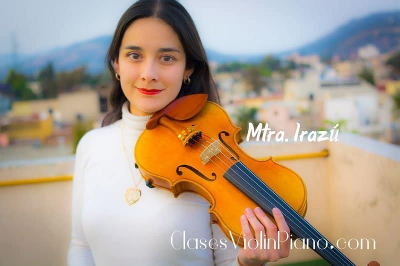 Lo que pienso de ser un maestro de violín