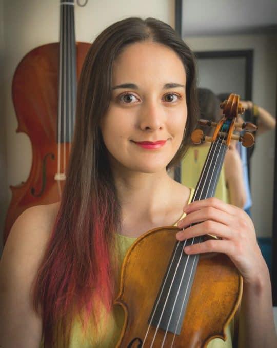 Clases de violin 2
